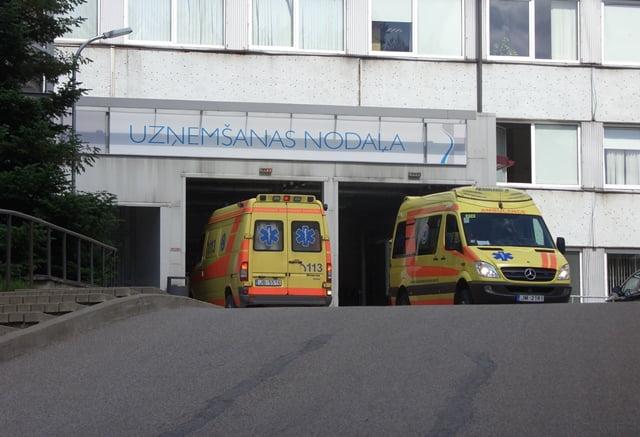 Ja neatliekami nepieciešama mediķu palīdzība