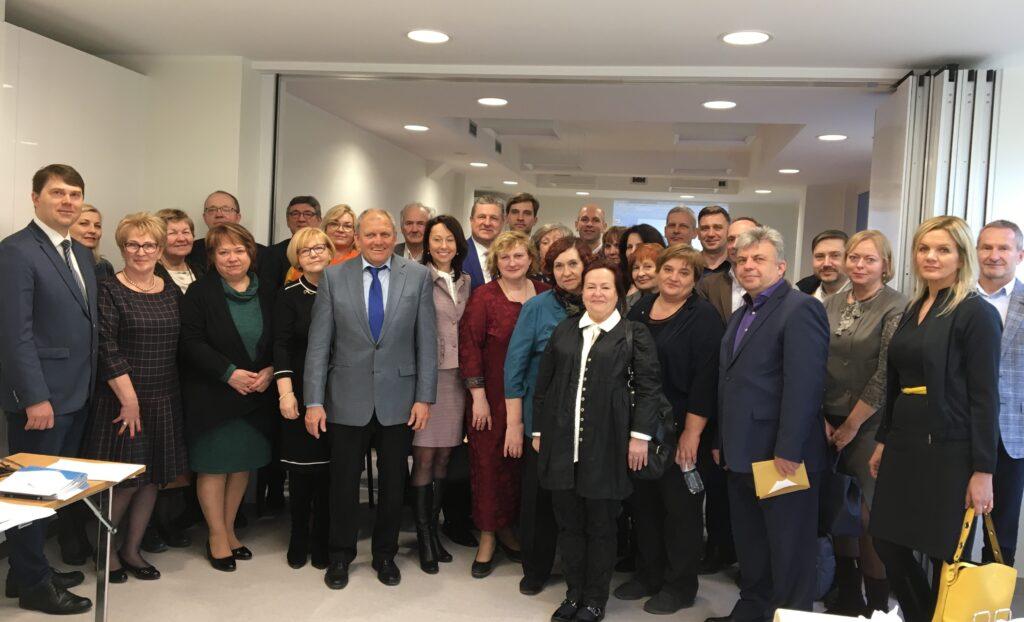 Vidzemes slimnīcā notiek Latvijas Slimnīcu biedrības kopsapulce