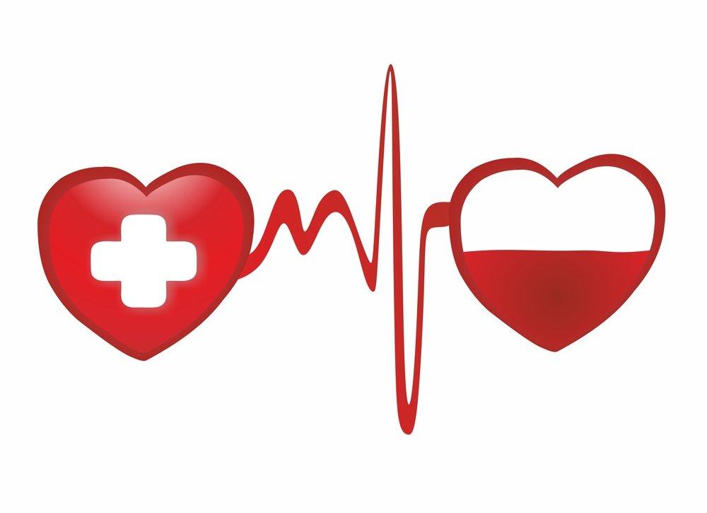 Aicinām un gaidām asins donorus