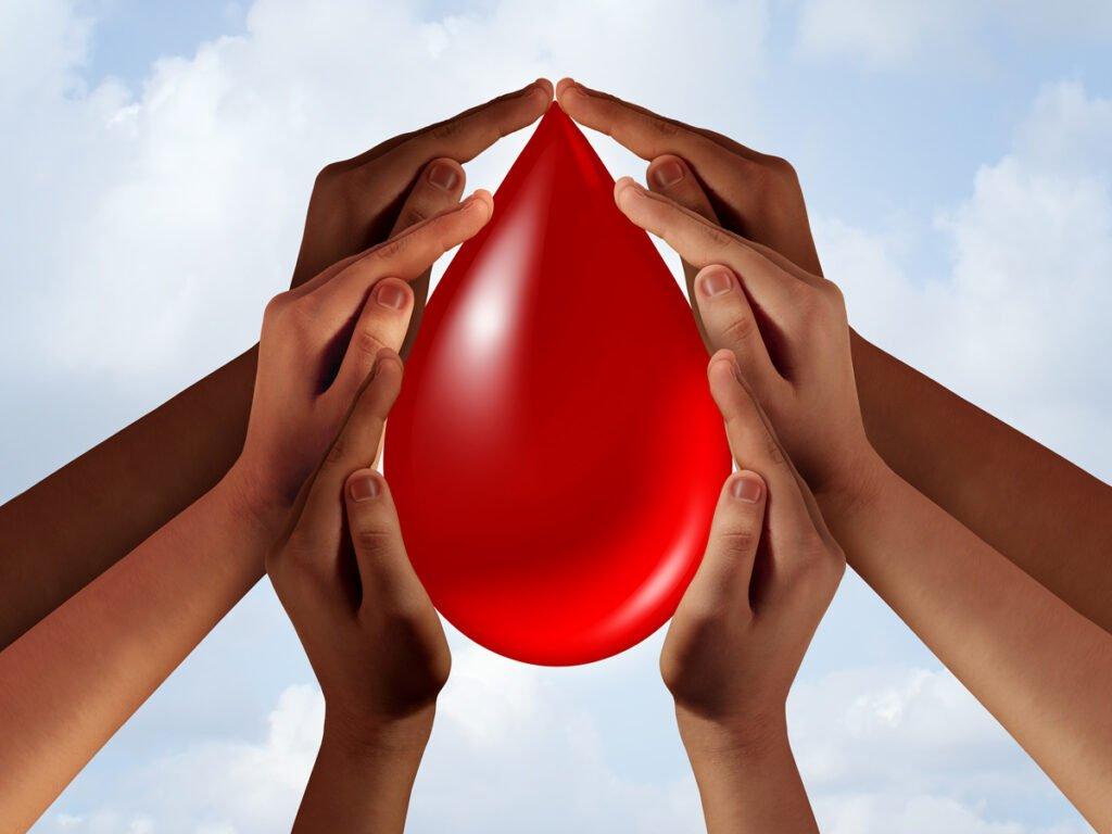 Sagaidot Pasaules Asins donoru dienu 14. jūnijā