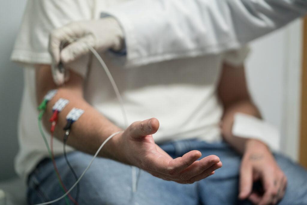 Vidzemes slimnīcā pieejams jauns izmeklējums – elektromiogrāfija